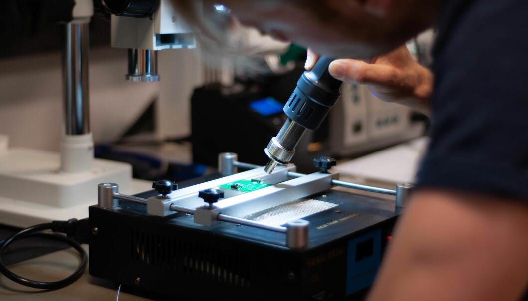 Etter suksess i markedet for foto- og videoproduksjon, vil Rift Labs gå bredere med sin LED-teknologi.
