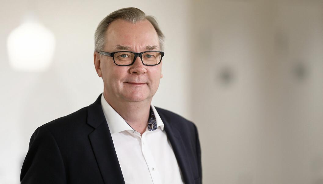 Lars Sjögren, CEO i P27.