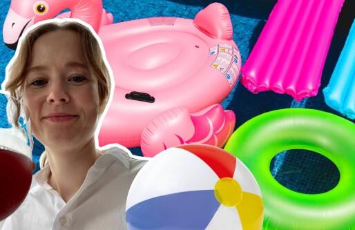 Marit Rødevand: «Hallo? Jeg kjøpte da kryptoen min for maaange år siden»