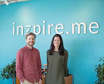 Inzpire.me mer enn doblet inntektene etter permitteringer og lønnskutt