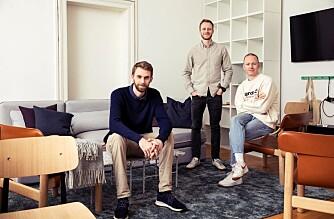 Gründertrio bygger infrastruktur for en elektrisk verden: Henter 20 millioner kroner fra internasjonale stjerneinvestorer