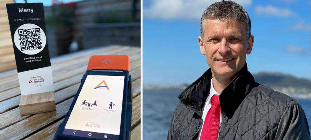 Ålesund-startup kastet seg ut i et brennhett marked: «Vi trodde Norge var mettet for lenge siden»