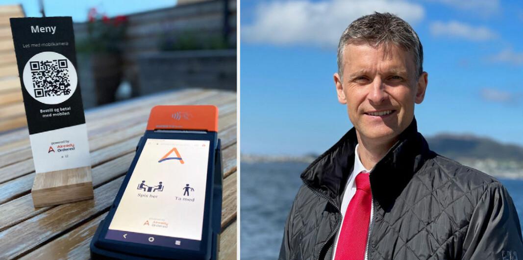 Already Ordered-gründer Håkon Teigland, tidligere finansanalytiker i DNB.