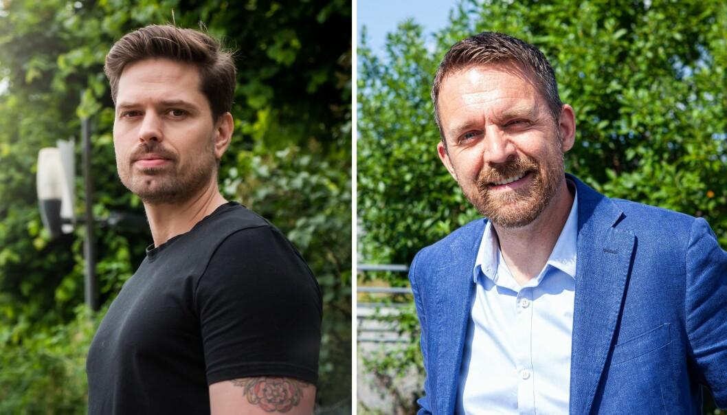 Alf Gunnar Andersen fra Horde og Niklas Sandqvist fra Aera har vært sentrale i opprettelsen av Fintech Norways varslingsystem for feil og mangler i PSD2-API-ene. Nå skal de prøve å overbevise hele Europa om at dette er et eksempel til etterfølgelse.