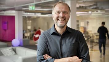 CEO i StartupLab Per Einar Dypvik