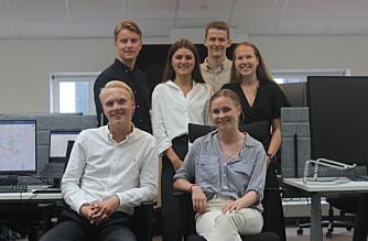 Studenter strømmer til sommerjobber i startups: Derfor valgte de Appfarm