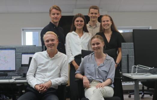 Sommeren der studenter ville jobbe startups: Derfor valgte de Appfarm