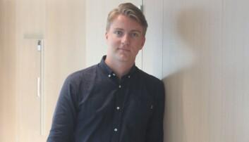 Magnus Hauge Langholm mener stadig flere student med rette ser på startups som attraktive steder for læring