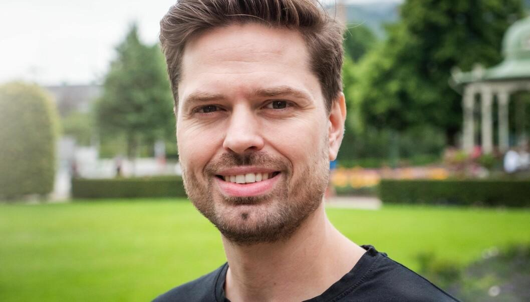 Horde-sjef Alf Gunnar Andersen forklarer hvorfor selskapet har begynt med forbrukslån