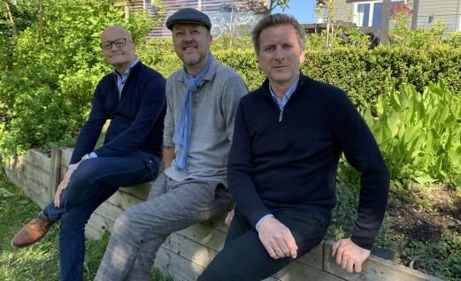 Gründer-bølge i matsvinn: Startup henter millioner og har stjernekokk som rådgiver