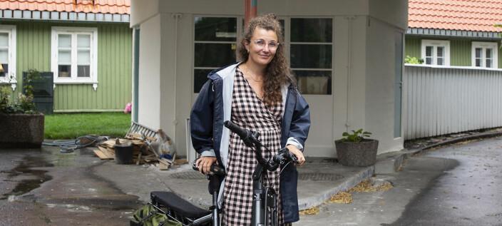Hun startet lastesykkel-rakett da pandemien traff: «Ville bare se hvor langt vi kunne komme før det krasja»