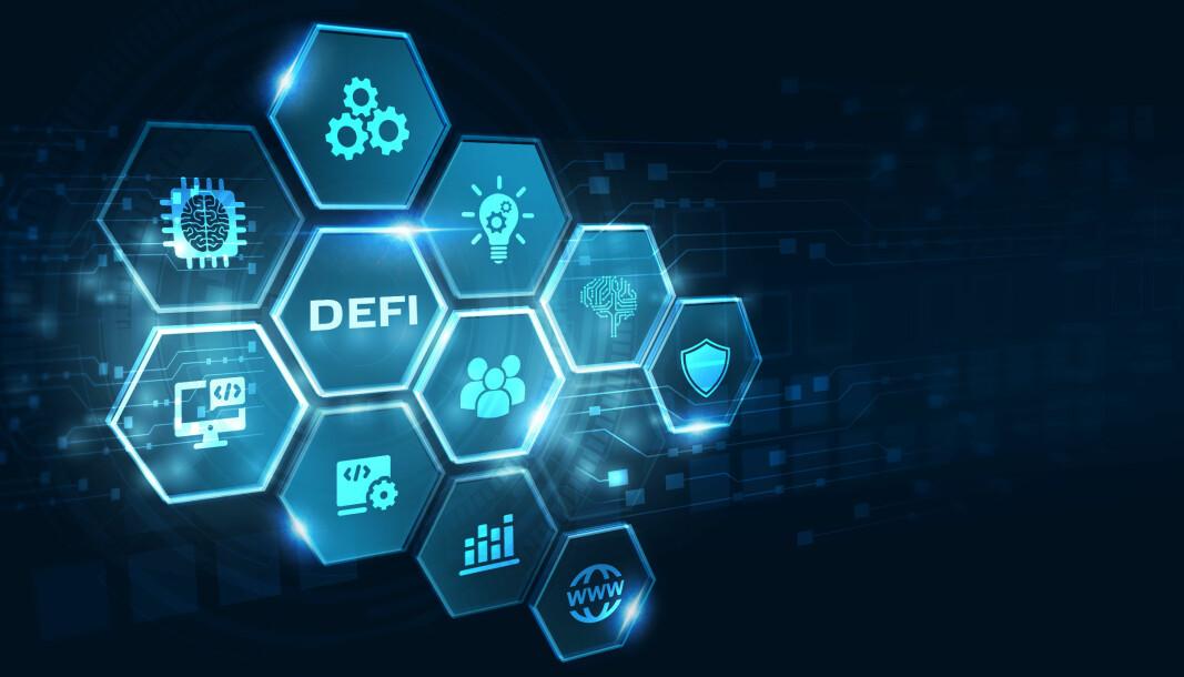 DeFi er ny måte å tenke finansielle tjenester som har sitt opphav i blokkjede.