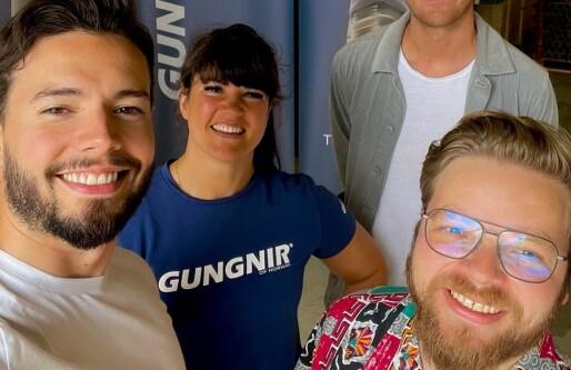 Gründerne gikk ut av startup-boblen for å finne sin nye sjef