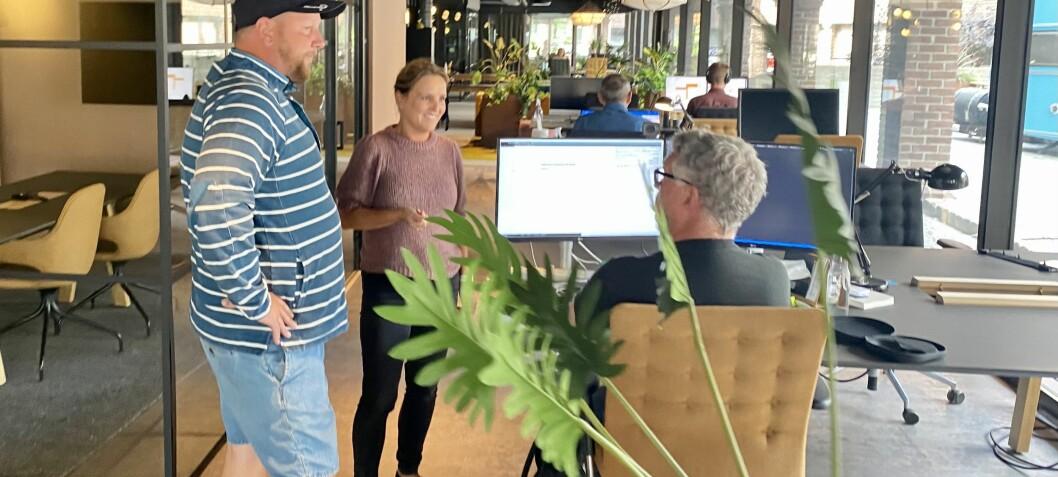 Boom for co-working i småbyer og bygder: Starter kapitaljakt