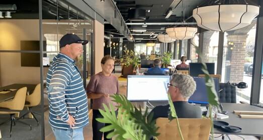 Boom for co-working i småbyer og bygder