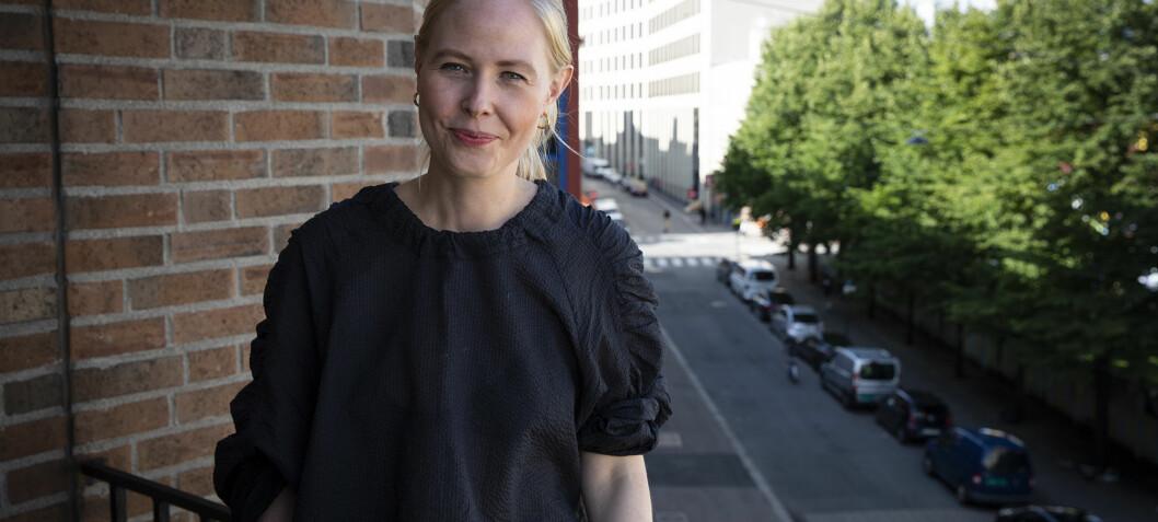 Podcast med Sigrun Syverud: Slik bygger hun selskapet som vil gjøre klær mer bærekraftig