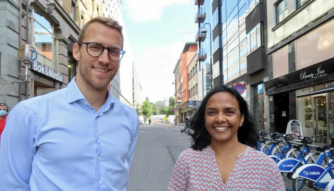 Overskudds-startupen Tørn fortsetter å bygge på. Nå ansetter de tidligere Key Account Director i ISS som Chief Operating Officer (COO). – Med en profil som Mats på laget er vi enda bedre rigget for vekst, sier gründer og daglig leder Anjali Bhatnagar.