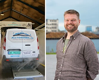 Drar inn millioner på bilvask-abonnement. Gründeren vil åpne 80 «smarte haller» de neste årene