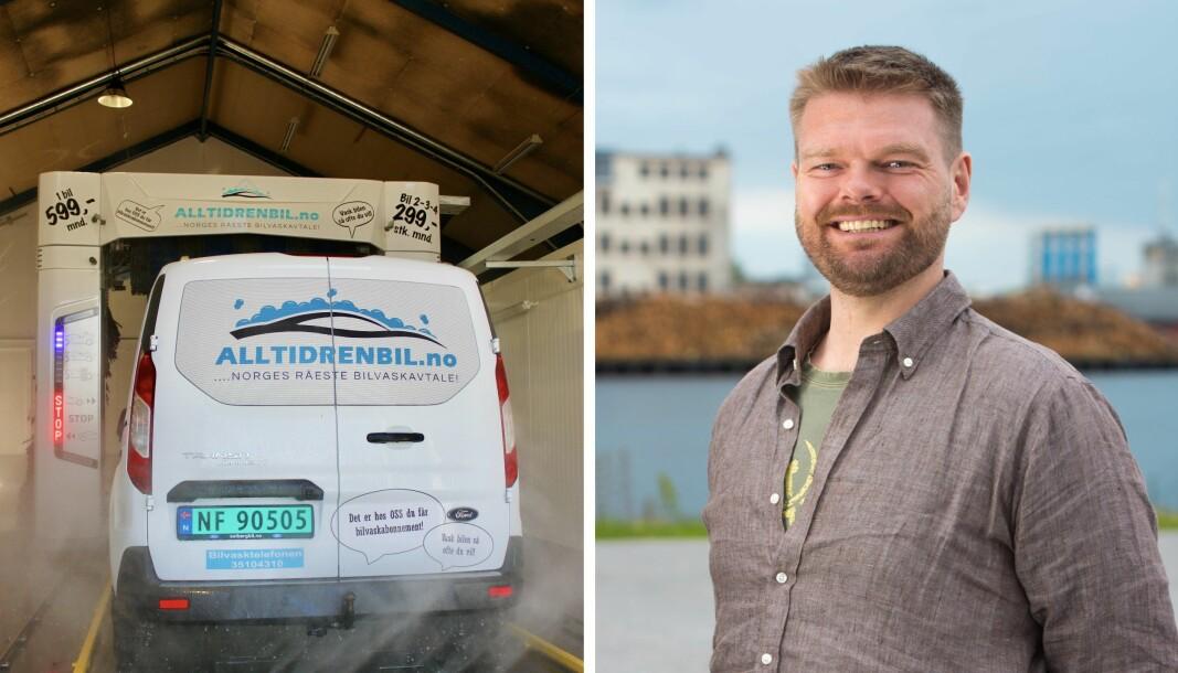 Gründer Jan Steinar Ligaard Falch gleder seg over å ha fått inn over 7 millioner kroner i en kampanje på Folkeinvest.