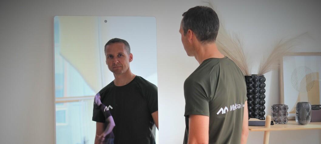 Spesialteamet som skal få folk til å beholde treningsmedlemskapet: Først ut er et nytt speil