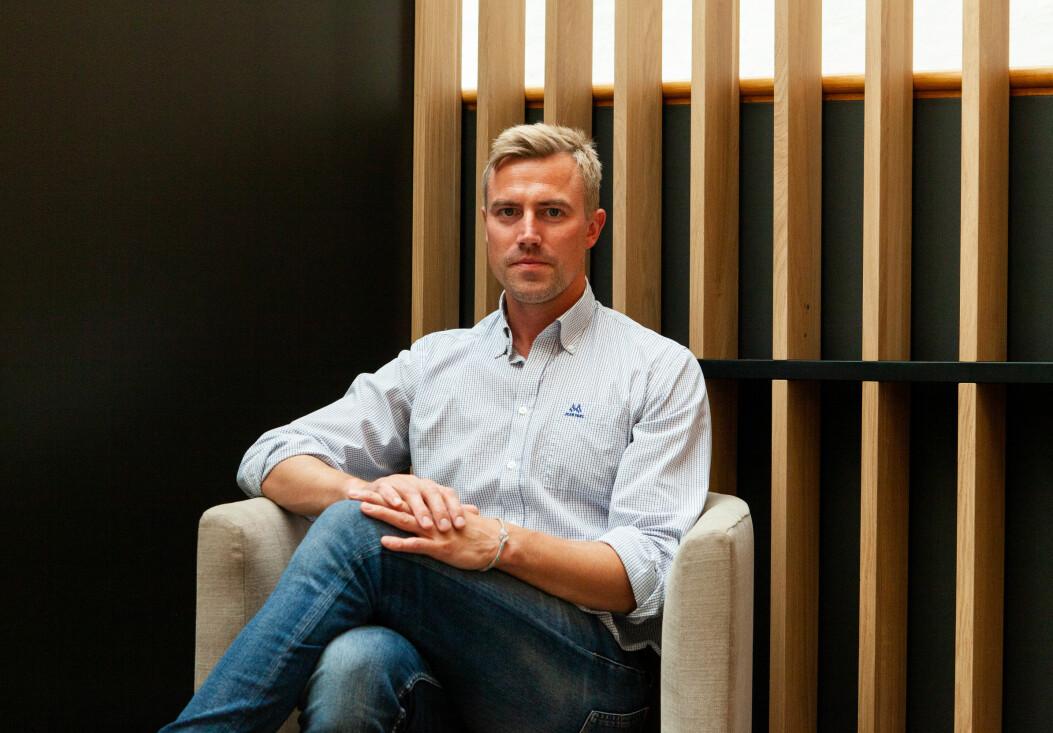 Til neste sommer tror Sebastian Harung at Kameo har fått bedre kår for å låne ut penger i Norge. Da regner han med at nye folkefinansieringsregler er på plass.