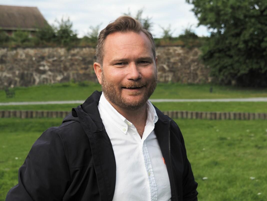 Polfarer Tobias Thorleifsson har startet et annerledes klimafond for næringslivet.