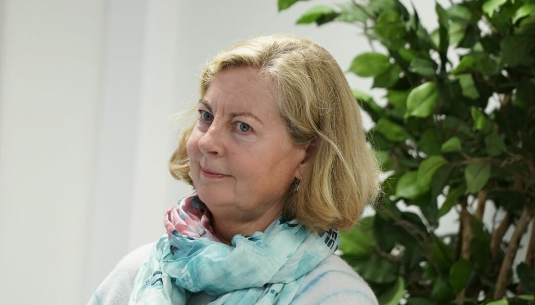 Berit Svendsen er sjefen for VM på ski i nordiske grener i Trondheim 2025.