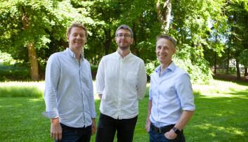 Gründerne laget verktøy for raskere utbygging av solparker: Allerede det første året har de hatt millioninntekter