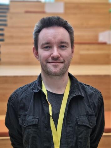 Medgründer og teknologisjef Øyvind Sørøy i Sloyd.