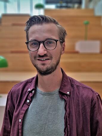 Andreas Edesberg er medgründer og markedssjef i Sloyd.