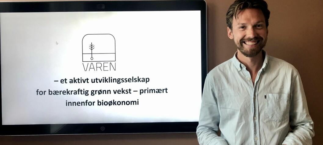 Gründerfabrikken har «distriktskontor» ved Youngstorget, men nå vil de bruke millioner på grønne selskaper på bygda