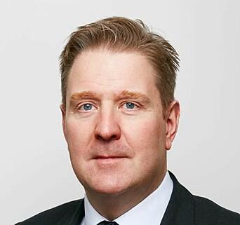 Hans Jørgen Bender, advokat og partner i Selmer.