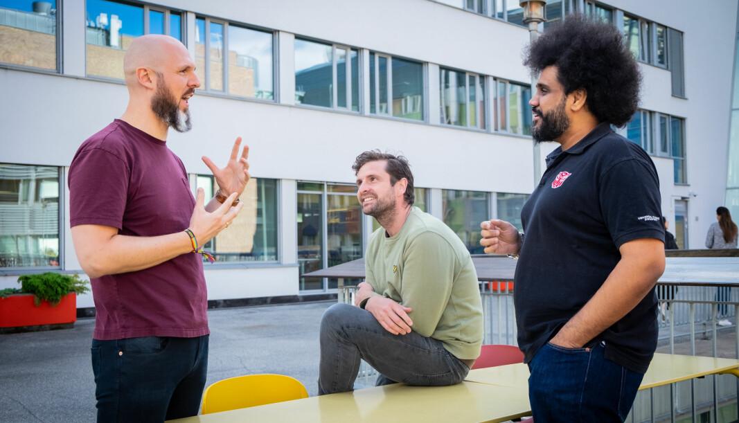 Joymo doblet teamet med metoden som fjerner egne bias