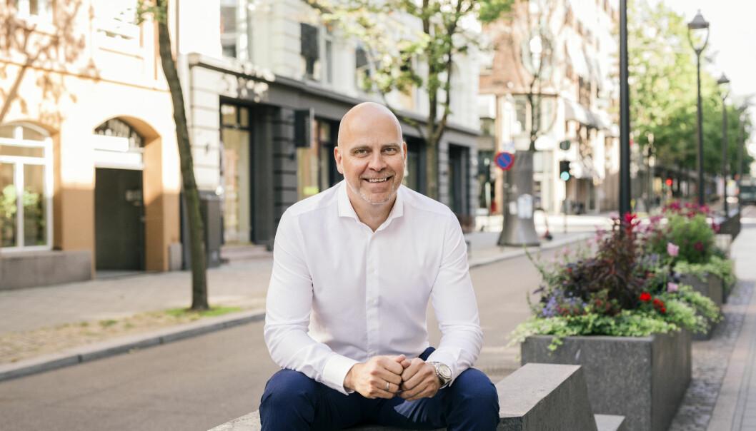 Marius Dybdahl ble sjef for folkefinansieringsdelen Monner Crowd, da Monner ble delt i to tidligere i år.