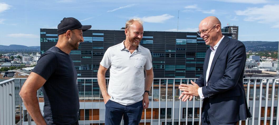 DNB og Aprila finner tonen – nå skal Norges største bank sluse lånekunder til en av de minste