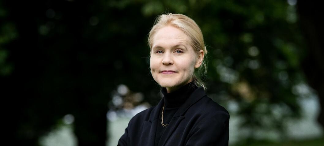 Hun jobber målrettet for å skape flere vekstbedrifter i Oslo: «Kan være på høyde med Stockholm innen får år»