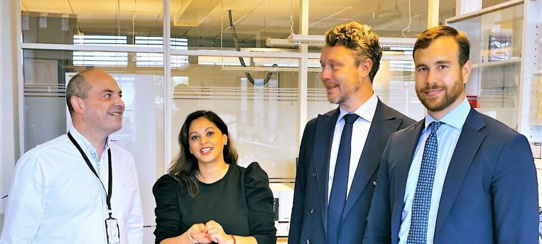 Nå vil svenskene forsyne seg av børsrushet i norsk tech