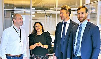 Svenskene vil forsyne seg av børsrushet i norsk tech