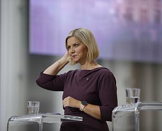 Regjeringen vil gi 900 millioner kroner til Nysnø