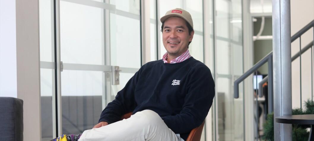 Slik skal Andy Chen innta restaurant-tech-tronen