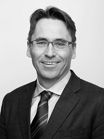 Advokat og partner i Selmer, Nils Kristian Einstabland.
