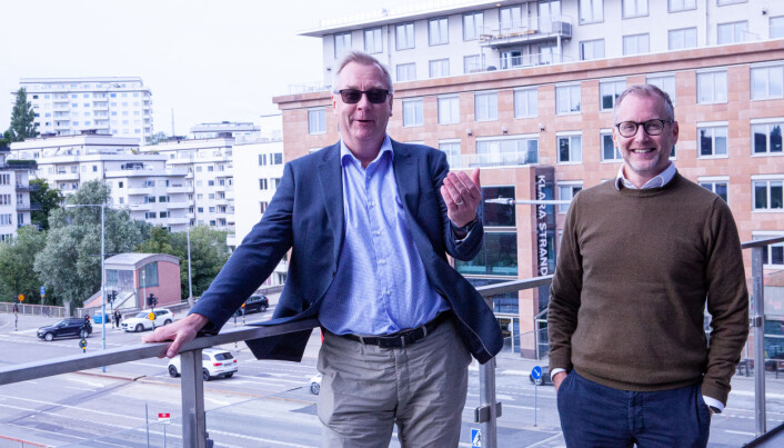 Alle vil samarbeide om betaling, men ikke Norge: Frister motvillige nordmenn med datasenter og håper på drahjelp fra Vipps