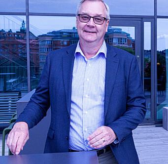 P27-sjef Lars Sjögren mener DNB er en god venn til selskapet.