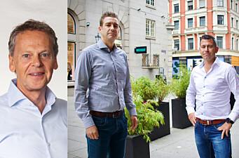 De hjelper norske selskaper med utviklere fra Sri Lanka og Brasil: Nå slår de kreftene sammen