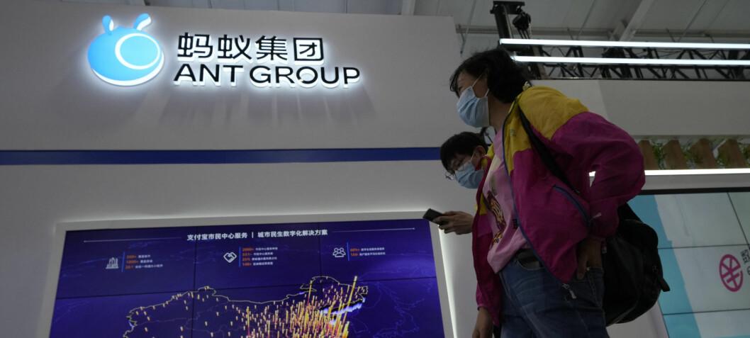 FT: Kina krever endringer i betalingsappen Alipay