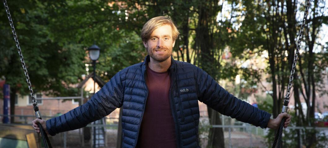 Frithjof Nerdrum fikk milliongevinst av å jobbe i Spacemaker. Nå satser han i en ny startup
