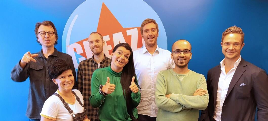 Creaza mener de fant den perfekte balansen mellom «ed» og «tech»