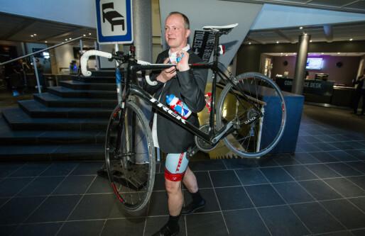 Solvik-Olsen myket opp reglene for elsparkesykler. Er nå deleier i en elsparkesykkel-aktør