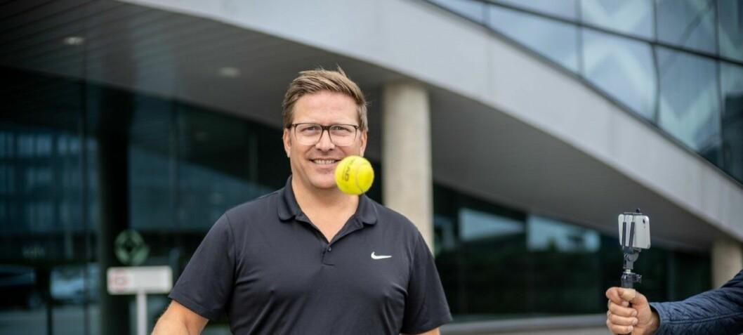 Internasjonal utstyrsgigant skal ta tennistech fra Stavanger ut i verden