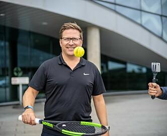 Utstyrsgigant skal ta tennistech fra Stavanger ut i verden
